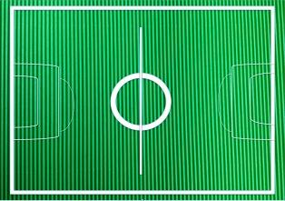 IWAIT U... Fußballfeld
